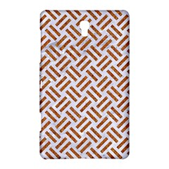 WOVEN2 WHITE MARBLE & RUSTED METAL (R) Samsung Galaxy Tab S (8.4 ) Hardshell Case