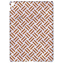 WOVEN2 WHITE MARBLE & RUSTED METAL (R) Apple iPad Pro 12.9   Hardshell Case
