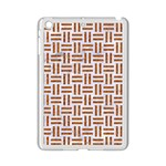 WOVEN1 WHITE MARBLE & RUSTED METAL (R) iPad Mini 2 Enamel Coated Cases Front