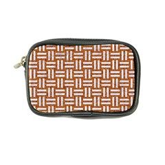 WOVEN1 WHITE MARBLE & RUSTED METAL Coin Purse