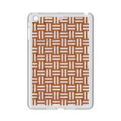 WOVEN1 WHITE MARBLE & RUSTED METAL iPad Mini 2 Enamel Coated Cases
