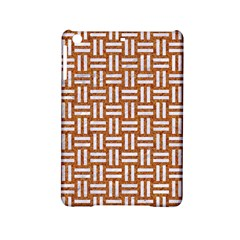 WOVEN1 WHITE MARBLE & RUSTED METAL iPad Mini 2 Hardshell Cases