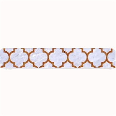 Tile1 White Marble & Rusted Metal (r) Small Bar Mats by trendistuff