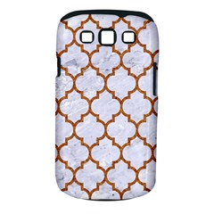 TILE1 WHITE MARBLE & RUSTED METAL (R) Samsung Galaxy S III Classic Hardshell Case (PC+Silicone)