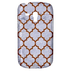 TILE1 WHITE MARBLE & RUSTED METAL (R) Galaxy S3 Mini