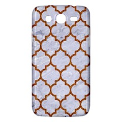 Tile1 White Marble & Rusted Metal (r) Samsung Galaxy Mega 5 8 I9152 Hardshell Case  by trendistuff
