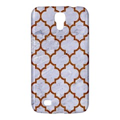 TILE1 WHITE MARBLE & RUSTED METAL (R) Samsung Galaxy Mega 6.3  I9200 Hardshell Case