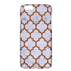 TILE1 WHITE MARBLE & RUSTED METAL (R) Apple iPhone 6 Plus/6S Plus Hardshell Case