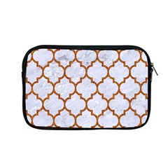 Tile1 White Marble & Rusted Metal (r) Apple Macbook Pro 13  Zipper Case by trendistuff