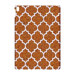 Tile1 White Marble & Rusted Metal Apple Ipad Pro 10 5   Hardshell Case by trendistuff