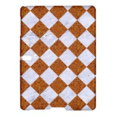 Square2 White Marble & Rusted Metal Samsung Galaxy Tab S (10 5 ) Hardshell Case