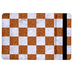 Square1 White Marble & Rusted Metal Ipad Air 2 Flip by trendistuff