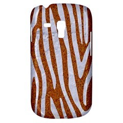 Skin4 White Marble & Rusted Metal (r) Galaxy S3 Mini by trendistuff