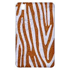 Skin4 White Marble & Rusted Metal (r) Samsung Galaxy Tab Pro 8 4 Hardshell Case by trendistuff