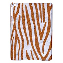 Skin4 White Marble & Rusted Metal Ipad Air Hardshell Cases by trendistuff