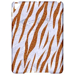 Skin3 White Marble & Rusted Metal (r) Apple Ipad Pro 9 7   Hardshell Case by trendistuff