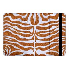 Skin2 White Marble & Rusted Metal Samsung Galaxy Tab Pro 10 1  Flip Case by trendistuff