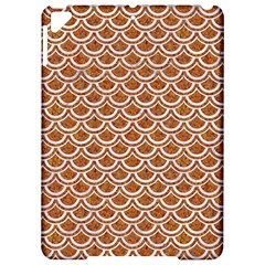 Scales2 White Marble & Rusted Metal Apple Ipad Pro 9 7   Hardshell Case by trendistuff