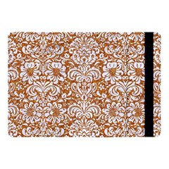 Damask2 White Marble & Rusted Metal Apple Ipad Pro 10 5   Flip Case by trendistuff