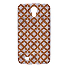 Circles3 White Marble & Rusted Metal (r) Samsung Galaxy Mega 6 3  I9200 Hardshell Case