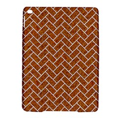Brick2 White Marble & Rusted Metal Ipad Air 2 Hardshell Cases by trendistuff