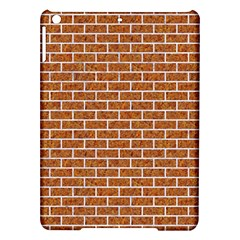 Brick1 White Marble & Rusted Metal Ipad Air Hardshell Cases by trendistuff
