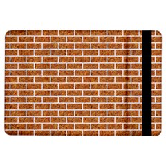 Brick1 White Marble & Rusted Metal Ipad Air Flip by trendistuff