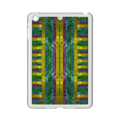 Summer Night After The Rain Decorative Ipad Mini 2 Enamel Coated Cases by pepitasart