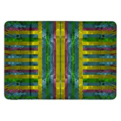 Summer Night After The Rain Decorative Samsung Galaxy Tab 8 9  P7300 Flip Case by pepitasart