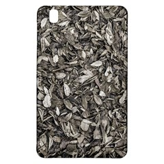 Black And White Leaves Pattern Samsung Galaxy Tab Pro 8 4 Hardshell Case by dflcprints