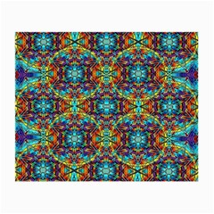 Pattern 16 Small Glasses Cloth by ArtworkByPatrick
