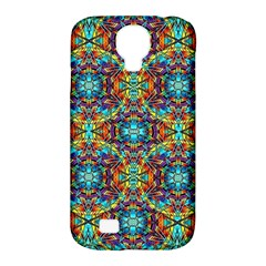 Pattern 16 Samsung Galaxy S4 Classic Hardshell Case (pc+silicone)