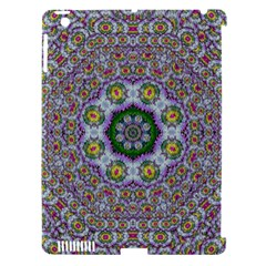 Summer Bloom In Floral Spring Time Apple Ipad 3/4 Hardshell Case (compatible With Smart Cover) by pepitasart
