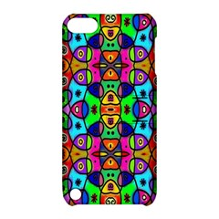 Artwork By Patrick Pattern 18 Apple Ipod Touch 5 Hardshell Case With Stand by ArtworkByPatrick