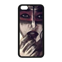 Femininely Badass Apple Iphone 5c Seamless Case (black)