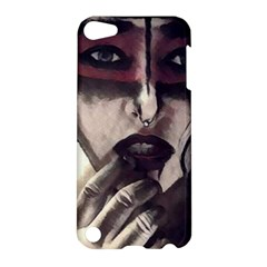 Femininely Badass Apple Ipod Touch 5 Hardshell Case by sirenstore