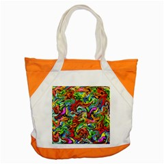 P 867 Accent Tote Bag by ArtworkByPatrick