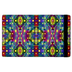 Artwork By Patrick Pattern 23 Apple Ipad 3/4 Flip Case by ArtworkByPatrick