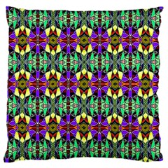 Artwork By Patrick Pattern 24 Large Cushion Case (one Side) by ArtworkByPatrick