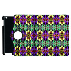 Artwork By Patrick Pattern 24 Apple Ipad 3/4 Flip 360 Case by ArtworkByPatrick