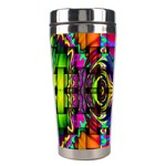 Stainless Steel Travel Tumblers Left