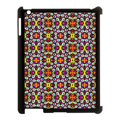 Pattern 28 Apple Ipad 3/4 Case (black) by ArtworkByPatrick