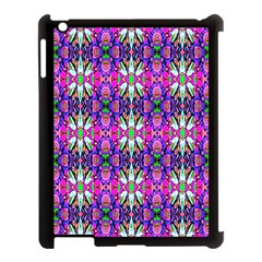 Pattern 32 Apple Ipad 3/4 Case (black) by ArtworkByPatrick