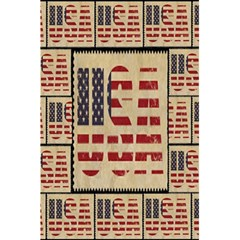 Usa 5 5  X 8 5  Notebooks by ArtworkByPatrick
