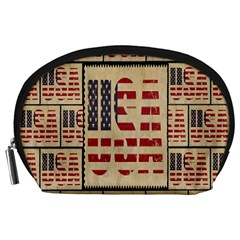 Usa Accessory Pouches (large)  by ArtworkByPatrick