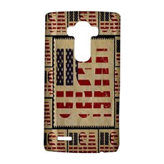 Usa Lg G4 Hardshell Case by ArtworkByPatrick