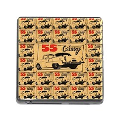 55 Chevy Memory Card Reader (square)