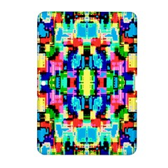 Artwork By Patrick  Colorful 1 Samsung Galaxy Tab 2 (10 1 ) P5100 Hardshell Case