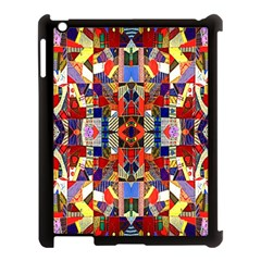 Pattern 35 Apple Ipad 3/4 Case (black) by ArtworkByPatrick