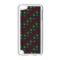 Roses Raining For Love  In Pop Art Apple Ipod Touch 5 Case (white) by pepitasart